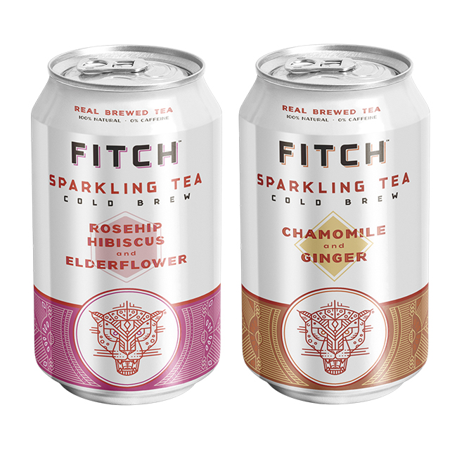 FITCH Sparkling Cold Brew Tea