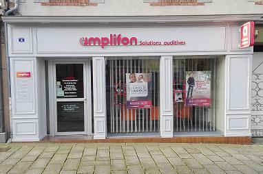 Photo du centre Amplifon de Saint Méen le Grand