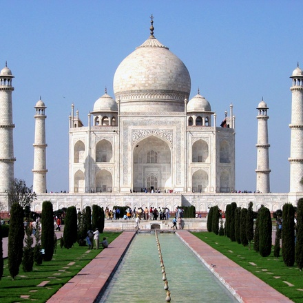 Spectacular Golden Triangle