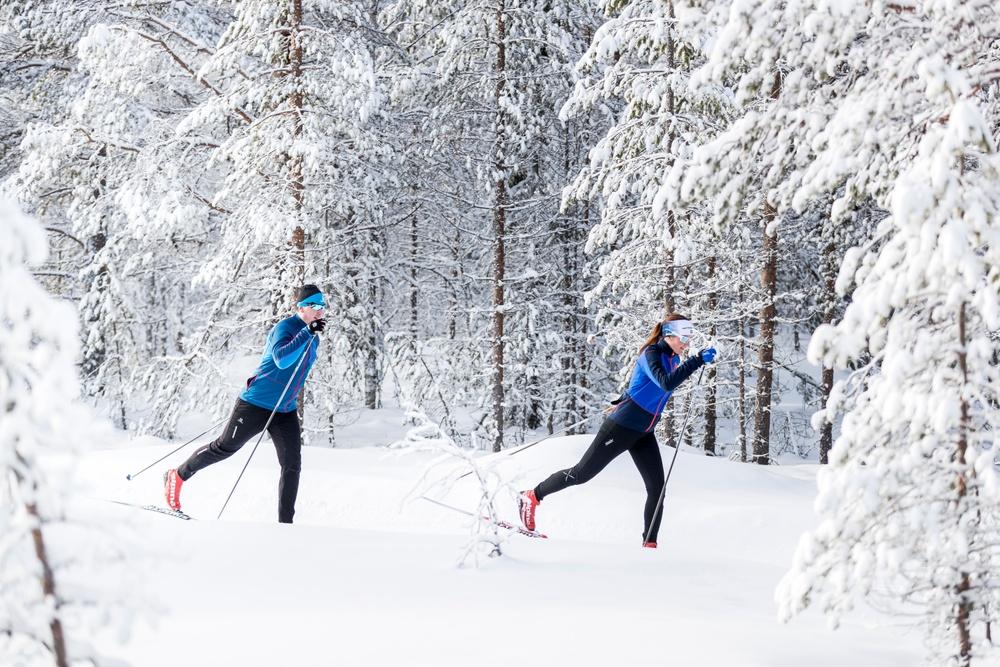 Med stora språng mot en färgsprakande vinter i Orsa Grönklitt