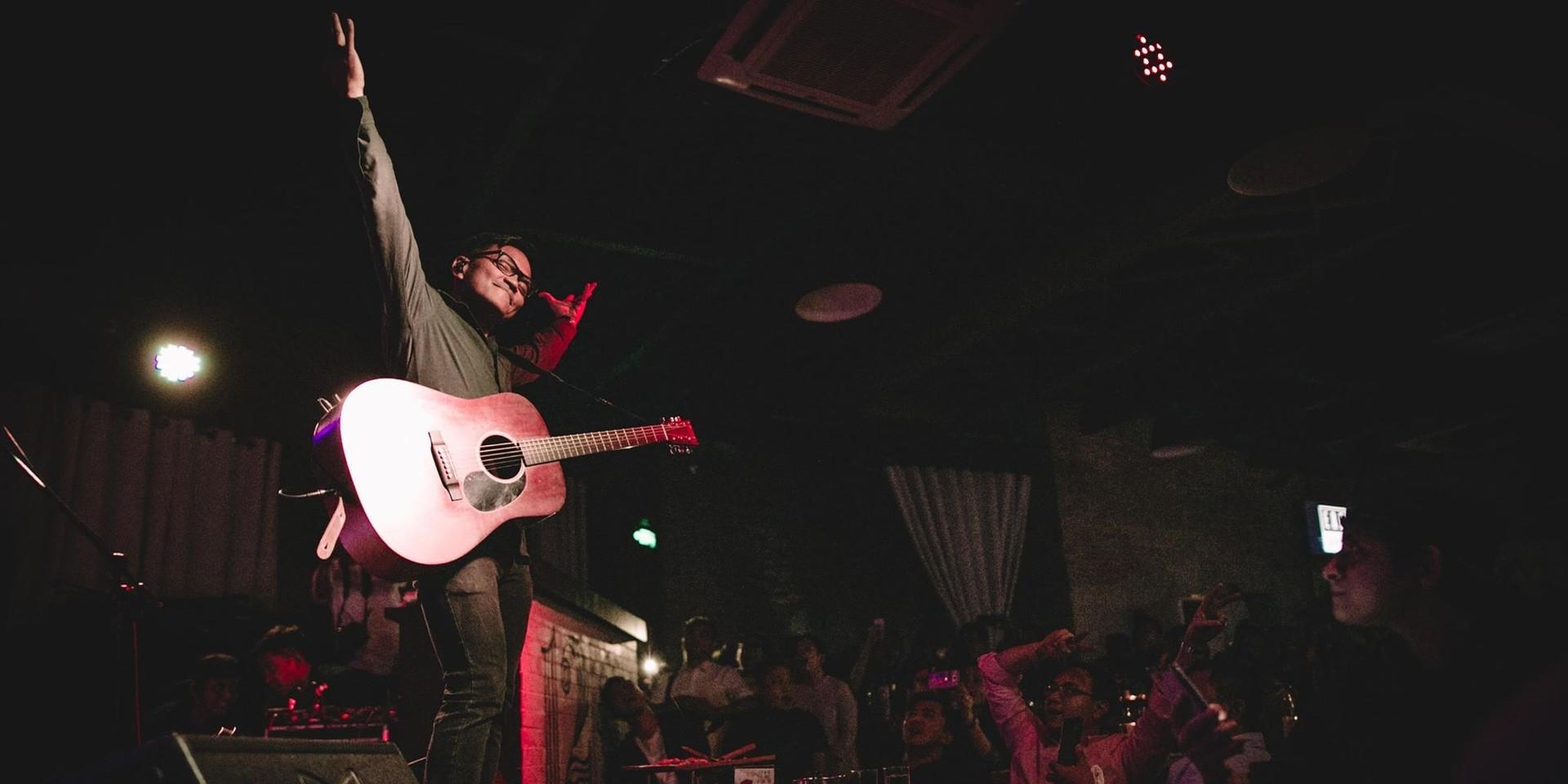 Ebe Dancel to celebrate Sugarfree's 20th anniversary with 2 shows