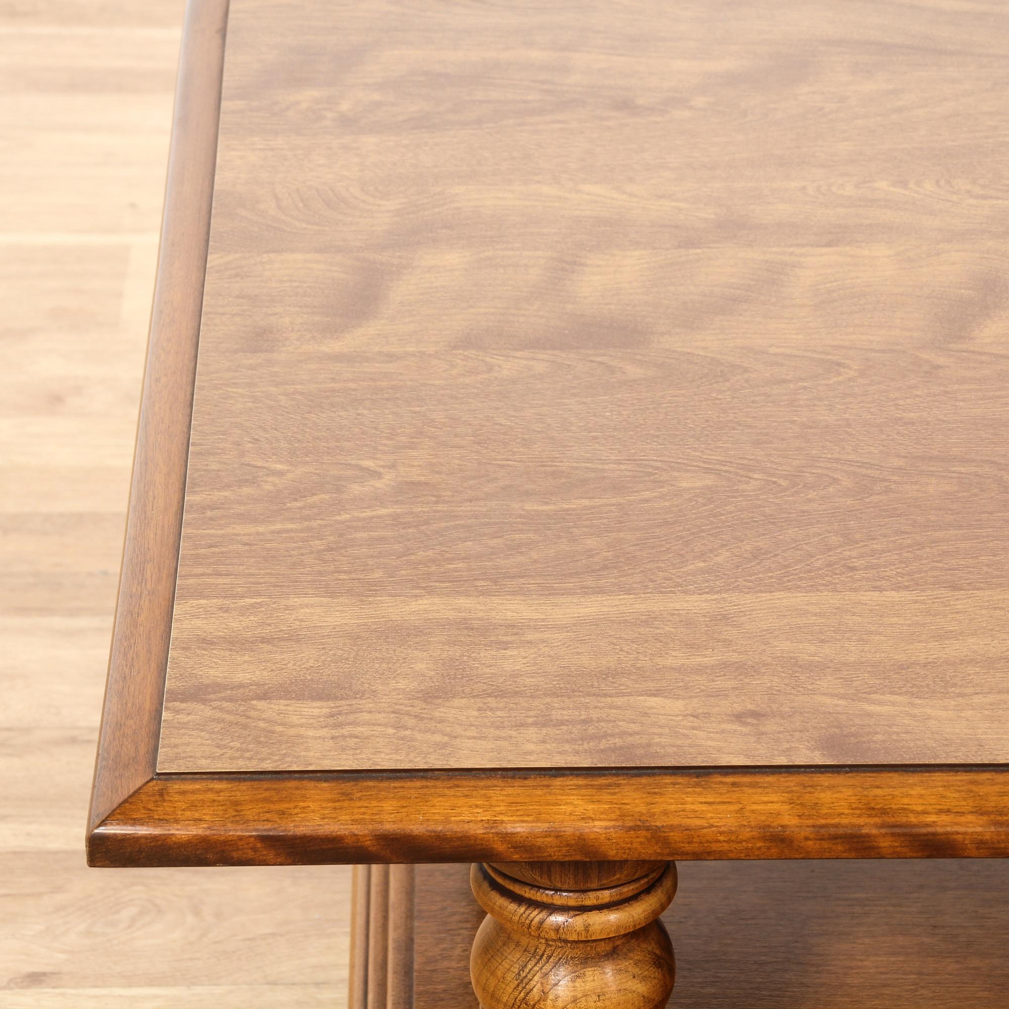 Vintage Maple Coffee Table: Loveseat Vintage Furniture San