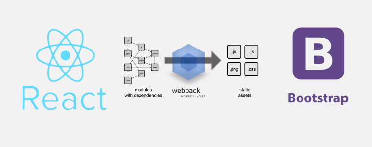 Getting Started with React, Webpack and Bootstrap