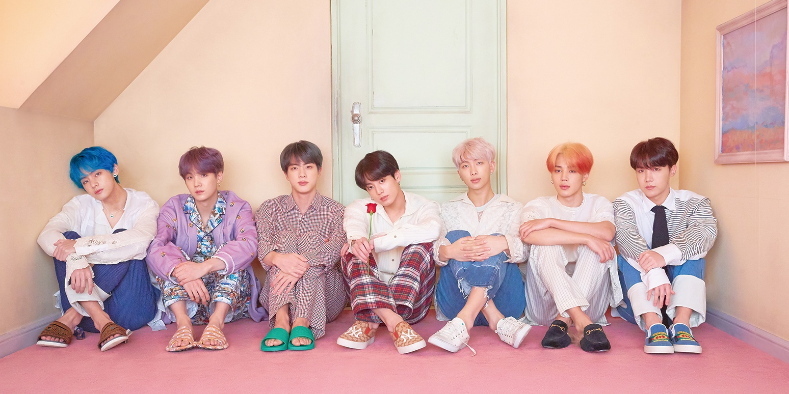 BTS releases new track, 'A Brand New Day' featuring Zara Larsson and Mura Masa – listen