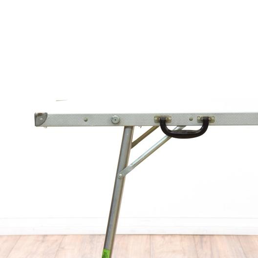 Marvelous Portable Folding Aluminum Folding Table Loveseat Vintage Machost Co Dining Chair Design Ideas Machostcouk