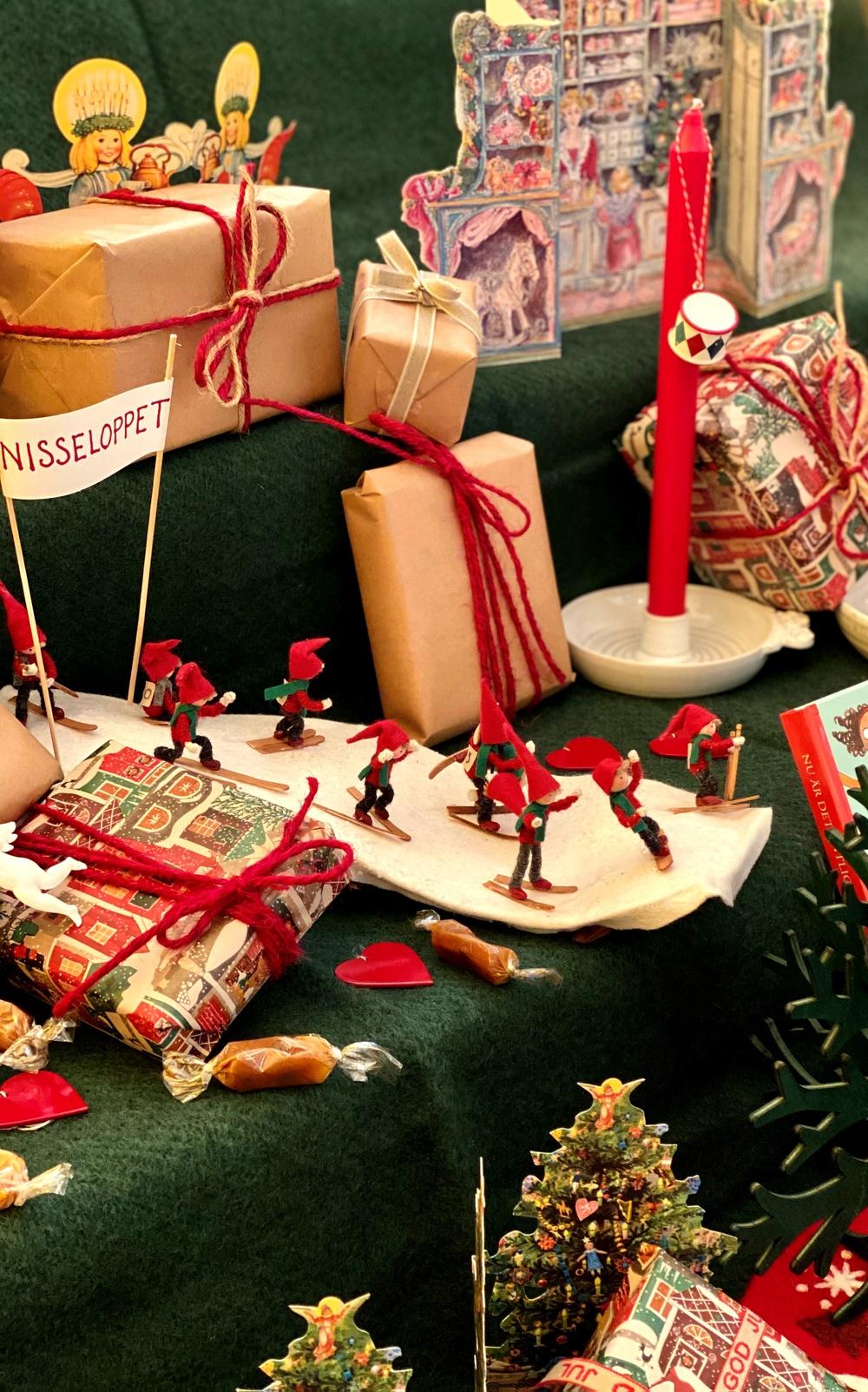 Det blir julmarknad i museibutiken 25 november–23 december 2020. Foto: Elena Gayer, Kulturen