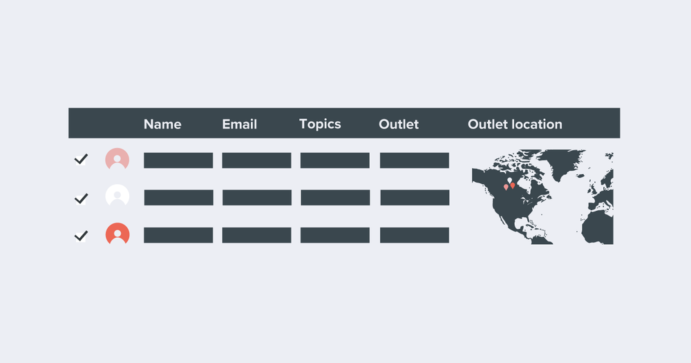 How to Create a Media Contact List (And Then Maintain It)
