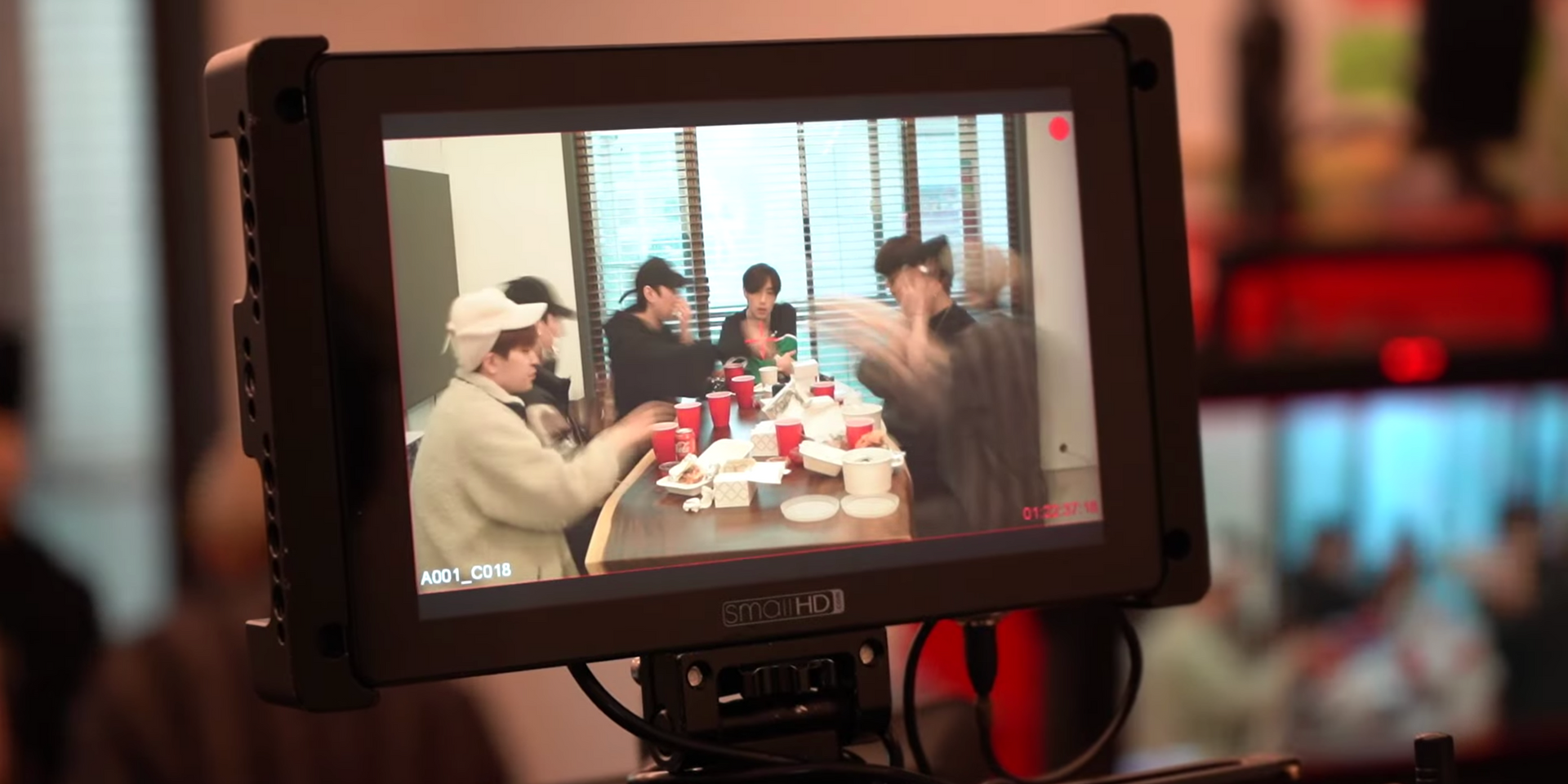 Go behind the scenes of 'ENCORE' with GOT7 – watch