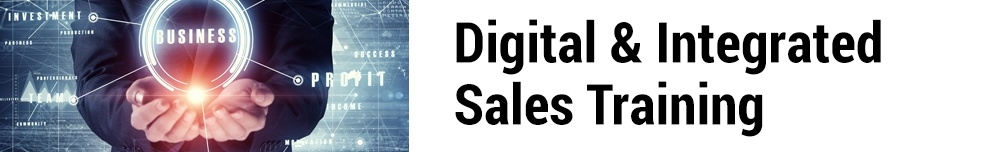 Digital and Integrated Sales Training