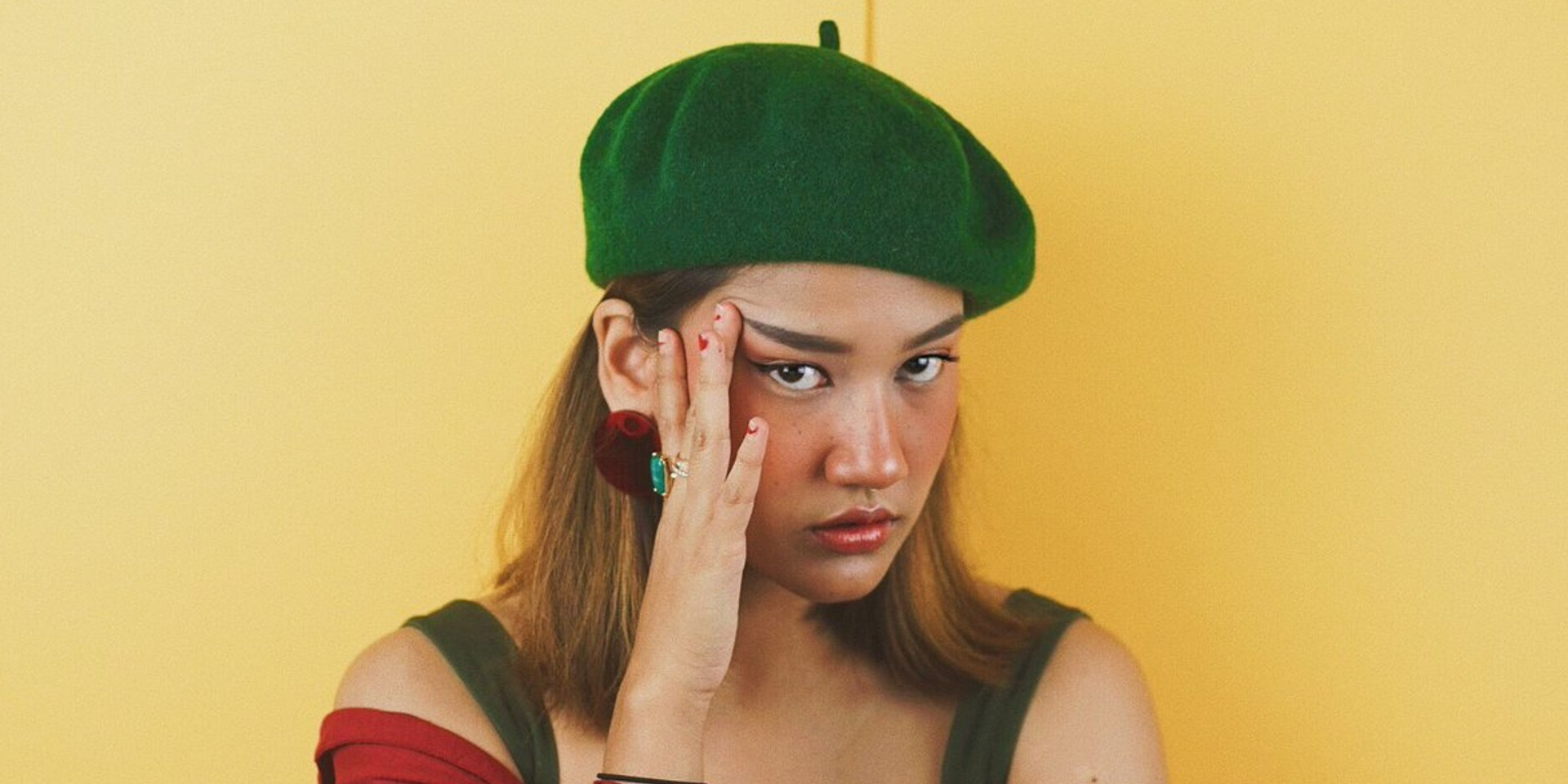 Introducing: Sad, groovy, or both? Malaysian singer-songwriter Lunadira on writing love songs
