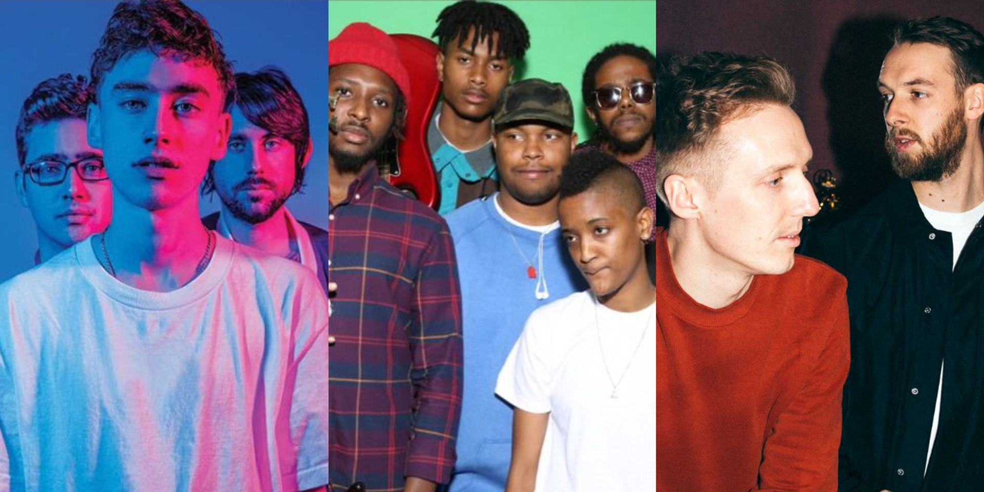 LaLaLa Festival 2019 announces line-up: Years & Years, The Internet, Honne and more