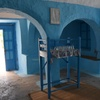 Interior 1,  Slat Ribi Avraham Small Quarter, Djerba (Jerba, Jarbah, جربة), Tunisia 7/9/2016, Chrystie Sherman