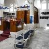 Interior 3, Synagogue Keter Torah, Sousse, Tunisia, Chrystie Sherman, 7/17/16