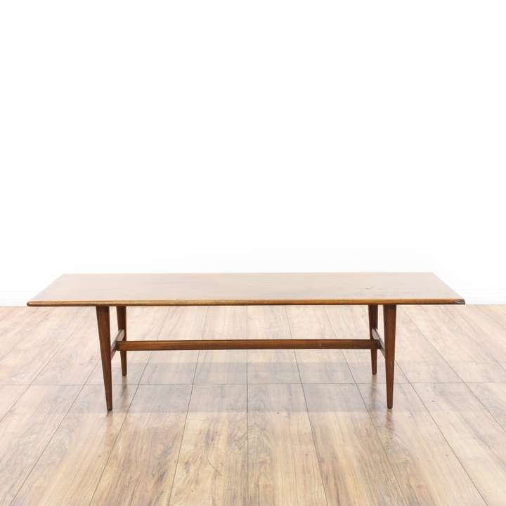 """Pennsylvania House"" Round Maple Coffee Table"