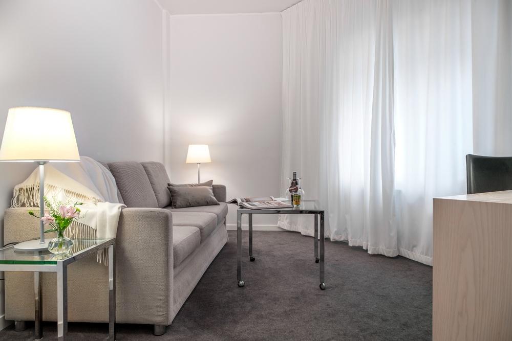 Hotel Riverton i Göteborg - Juniorsvit