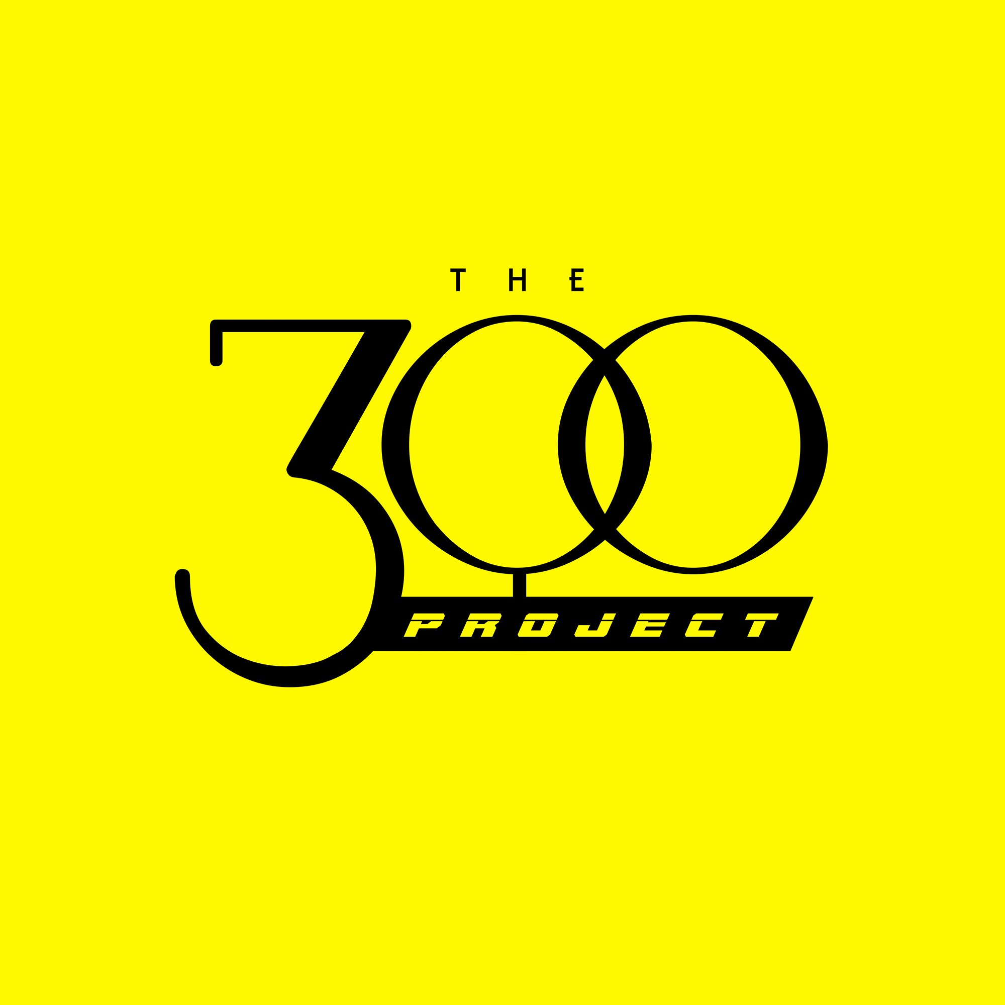 The 300 Project