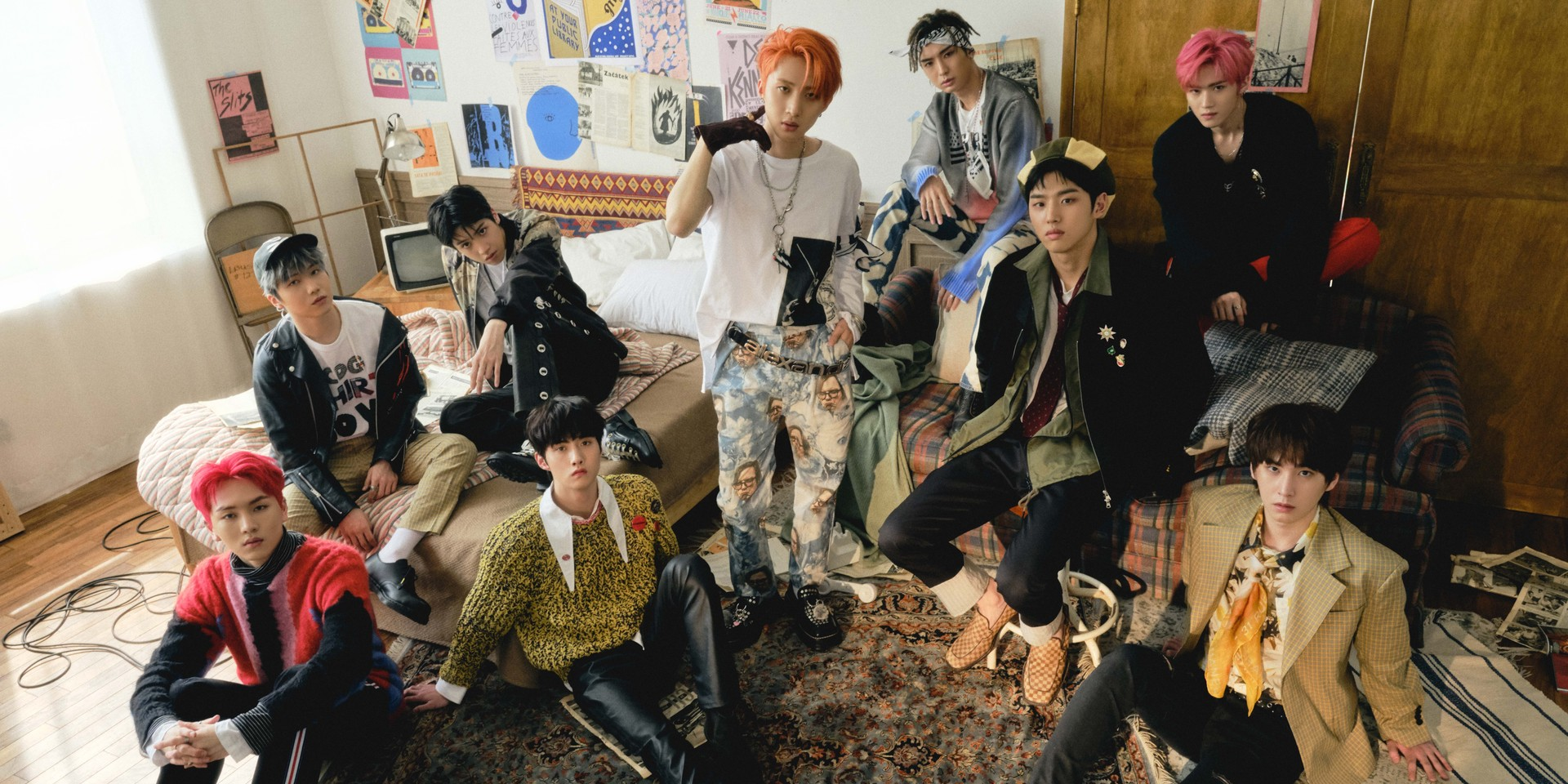 PENTAGON to hold first full concert in Singapore this November