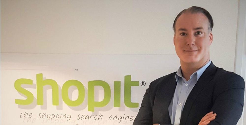 Shoppingsökmotorn Shopit, med vd och grundare Mathias Axlén, som samlar världens största utbud av produkter, butiker och varumärken.