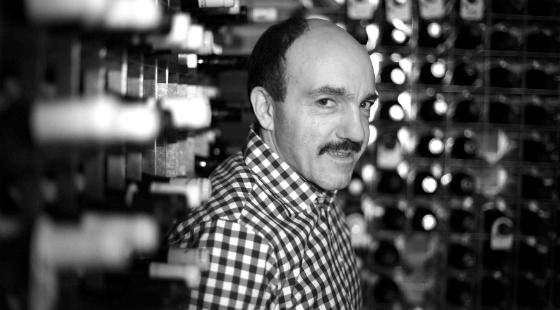 Gerard Basset pictured at Hotel TerraVina