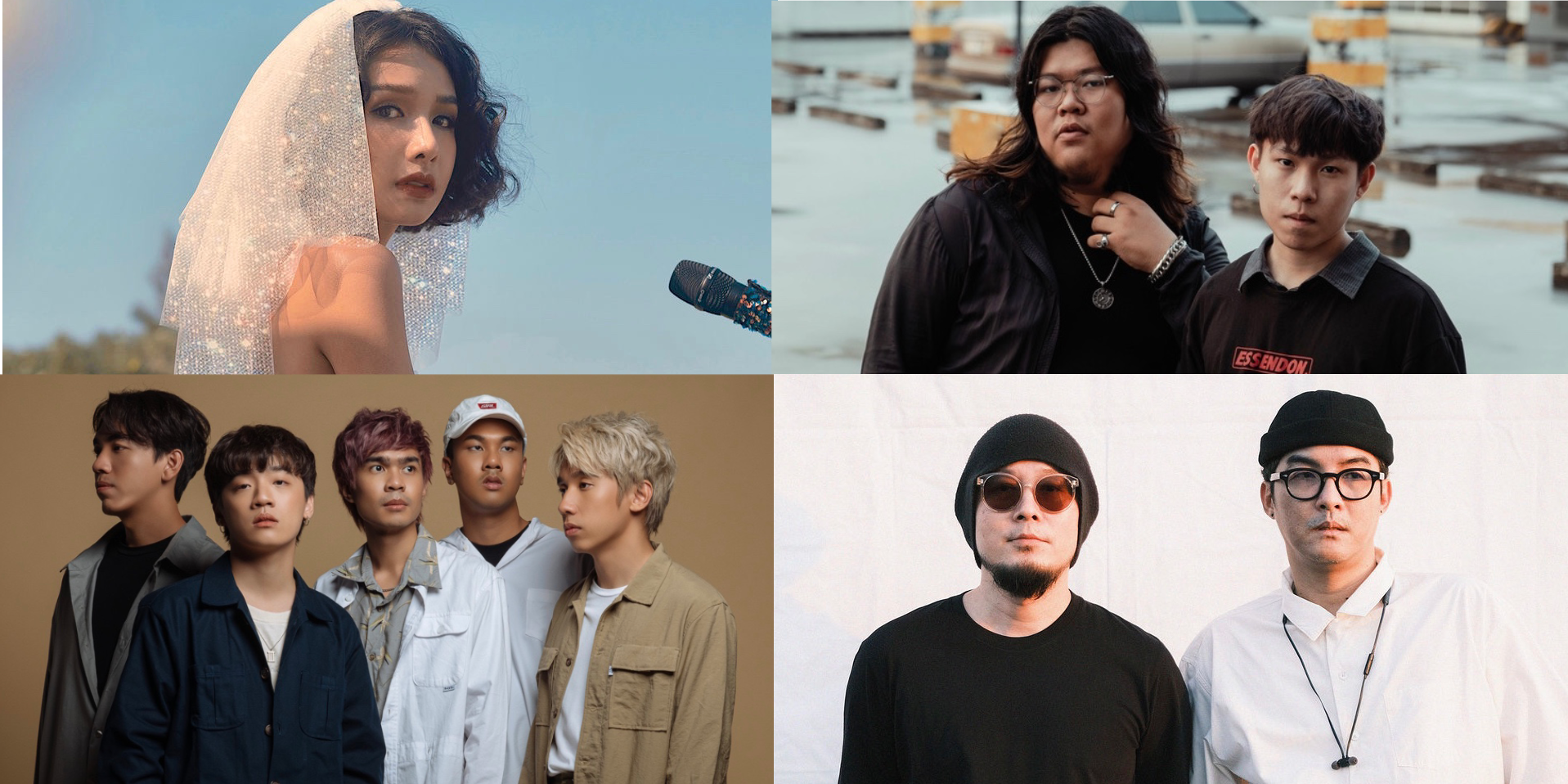 Scrubb, Bowkylion, Three Man Down, Mirrr, and more will perform in Top Hits Thailand online music fest