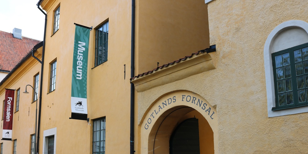 Gotlands Museum stänger t.o.m. den 10 december.