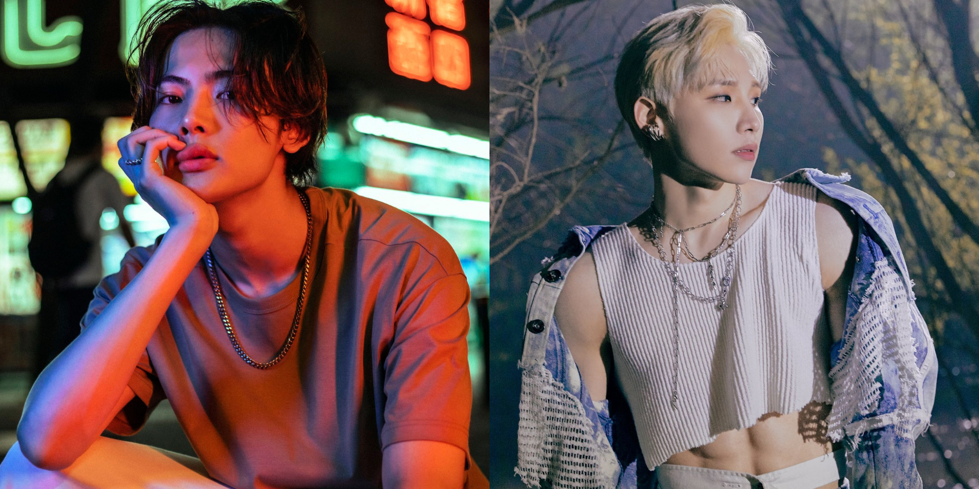NOA drops new single 'LET GO' with AB6IX's Jeon Woong – watch