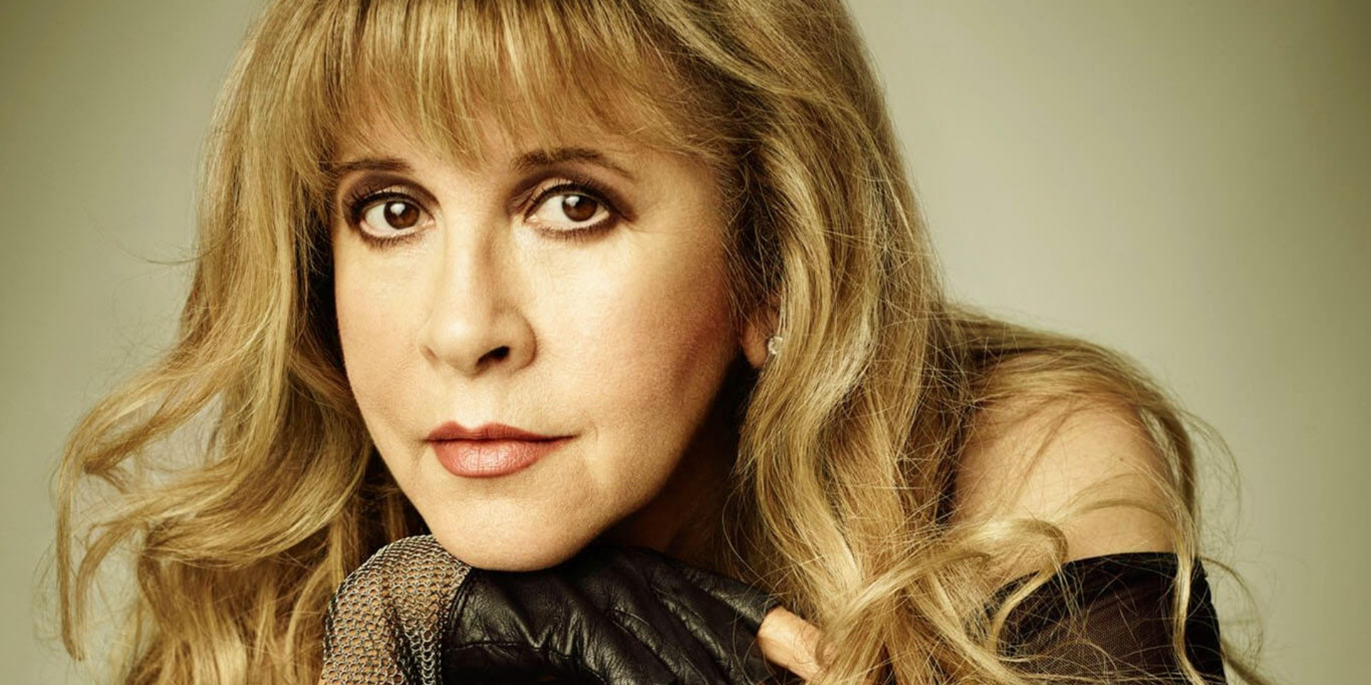 Stevie Nicks is the first woman to be honoured twice in the Rock and Roll Hall Of Fame