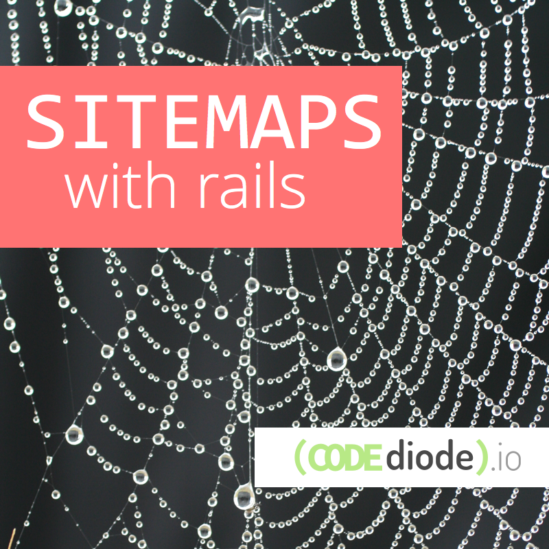building a sitemap in rails from scratch for heroku campushippo