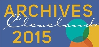 ARCHIVES 2015 Session Catalog - Cleveland
