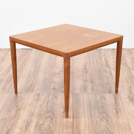 Danish modern coffee table loveseat vintage furniture for Danish modern la