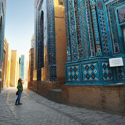 Best of Central Asia