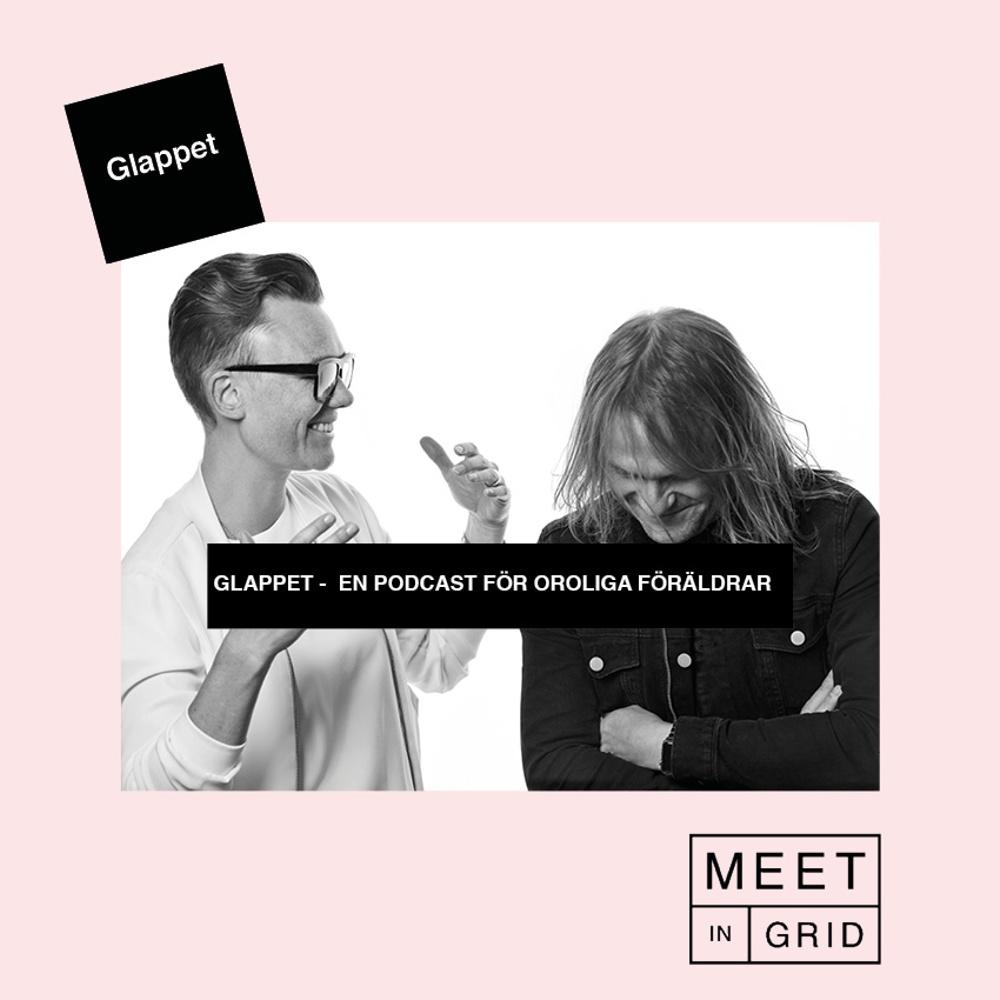 Glappet - en podcast för oroliga föräldrar Matilda Westerman & Fredrik Svensson