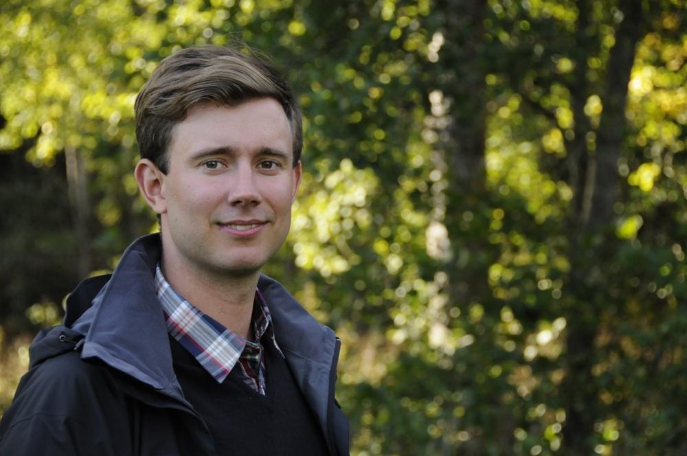 Carl Kling, chef för investeringar och Fastighetsutveckling på Skogssällskapet. Foto: Ulrika Lagerlöf/Skogssällskapet