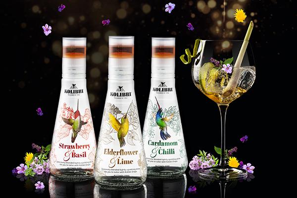 Kolibri non-alcoholic drinks