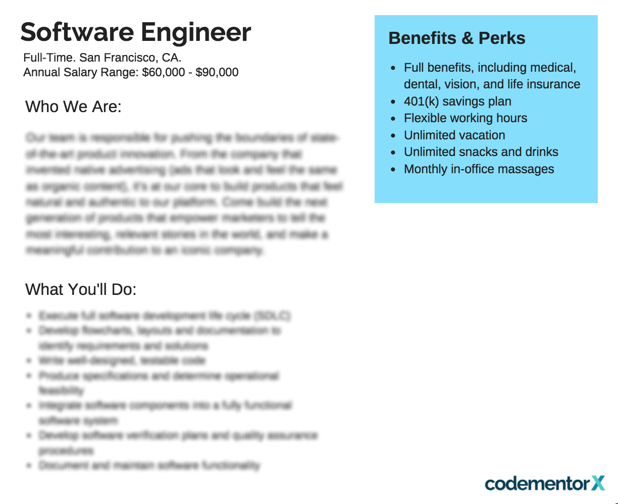Software Engineer Job Descriptions that Attract the Best