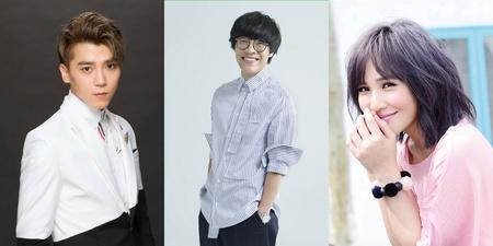卢广仲、梁文音、毕书尽:上两周哪些歌手发行了新歌