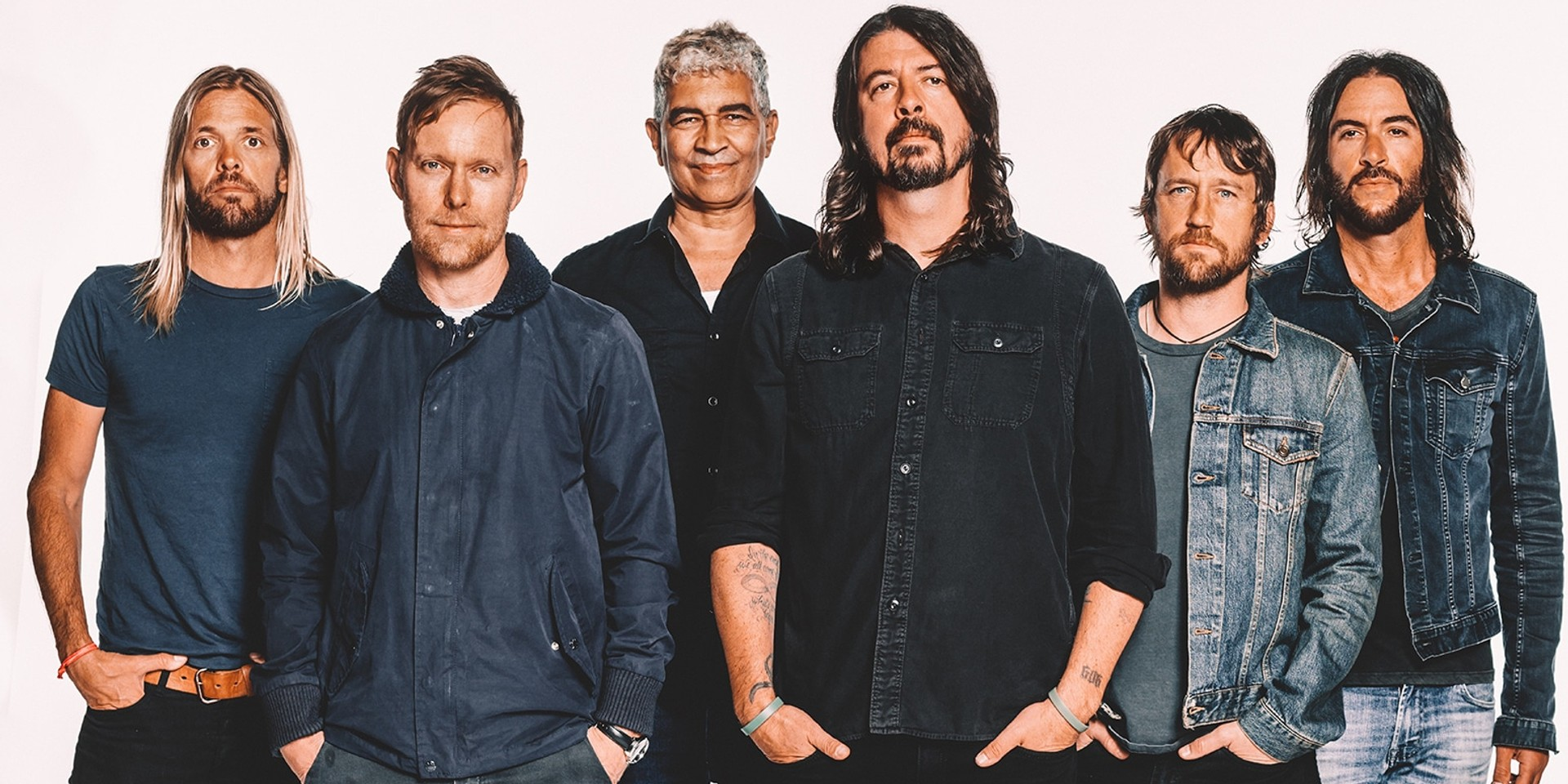 Foo Fighters tease new music, shares update on what to expect for its 25th anniversary