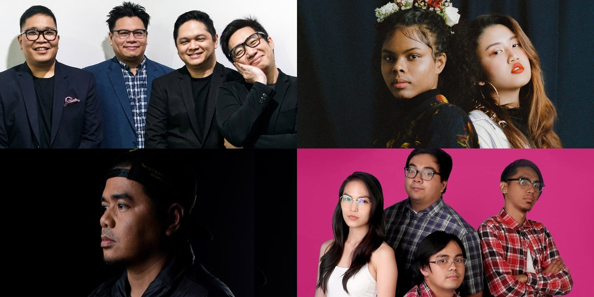 The Itchyworms, Gloc-9, allen&elle, Garage Morning, and more release new music – listen