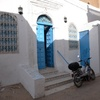 Exterior 2, Slat Ribi Hizkia, Djerba (Jerba, Jarbah, جربة), Tunisia, Chrystie Sherman, 7/8/16