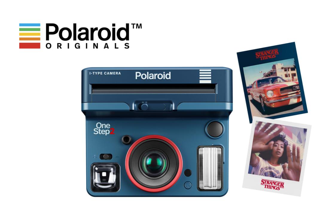 Polaroid Originals pöördub Netflix's Stranger Things Season 3 auks pea peale