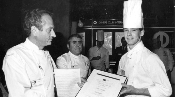 Michel and Albert Roux crown Fairlie the first Roux Scholar