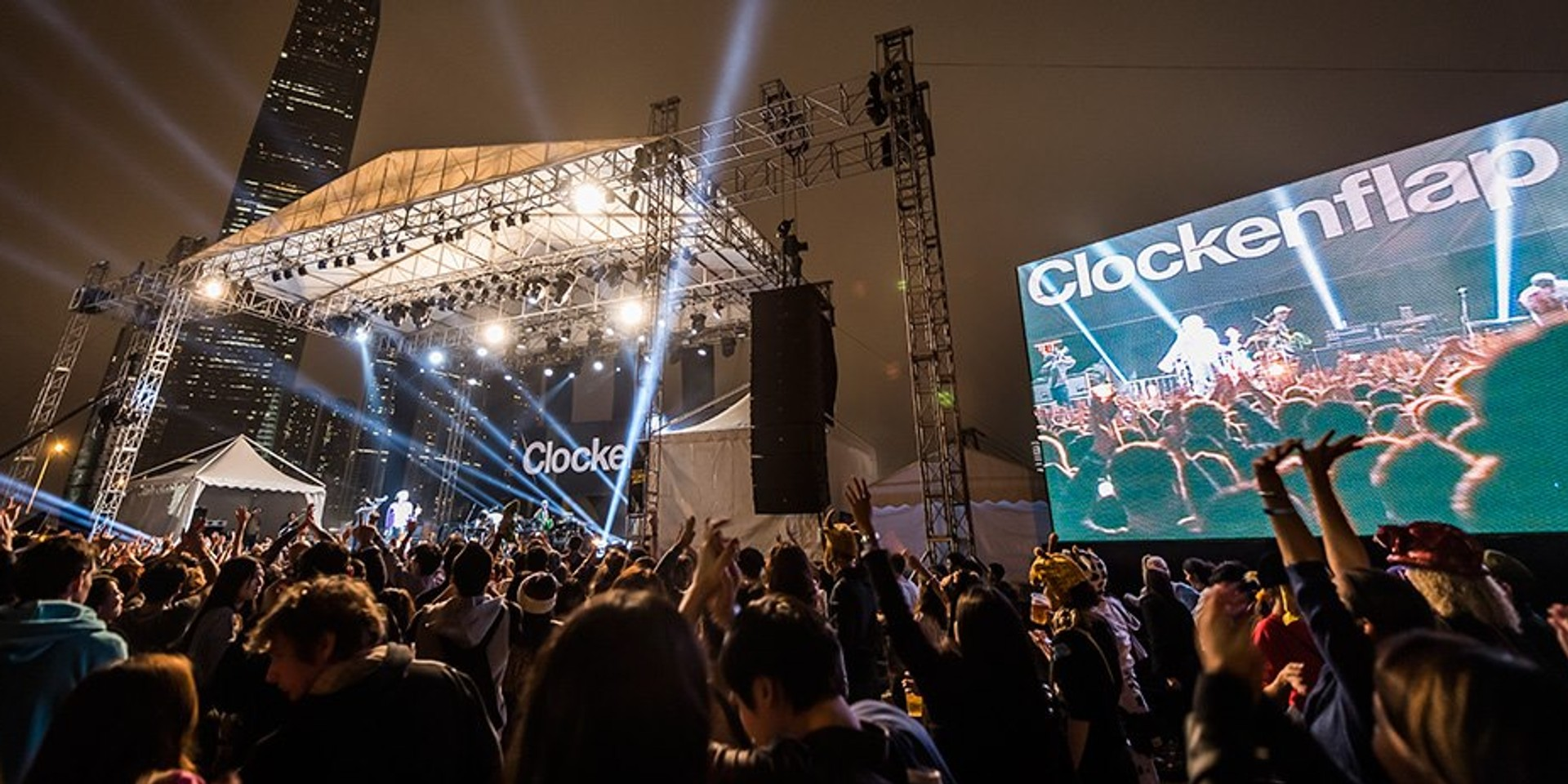 Hong Kong's Clockenflap Festival to return this year, tickets now available