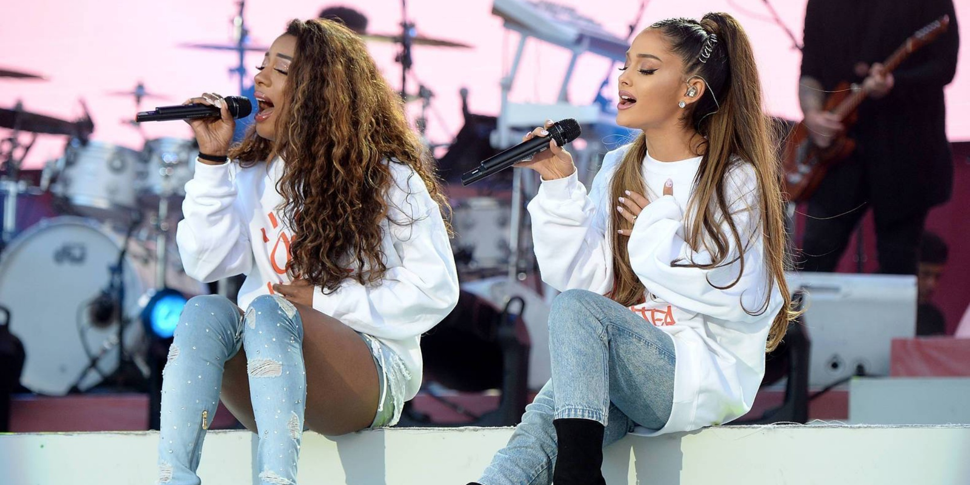 Ariana Grande to unveil new song with Victoria Monét next week