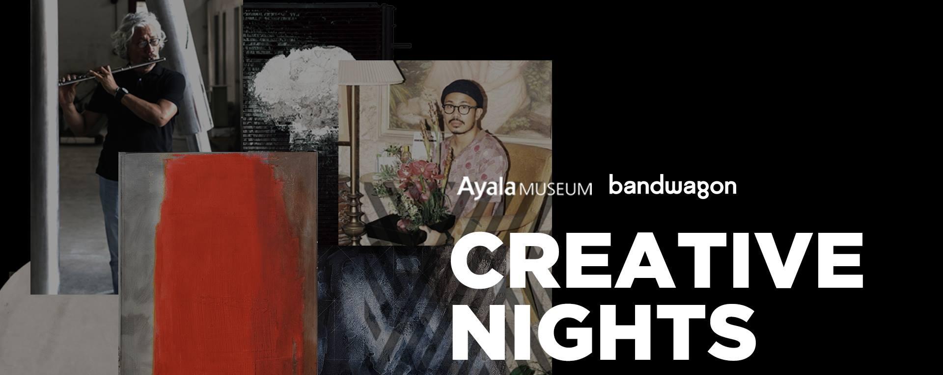 Creative Nights: Gus Albor x CRWN