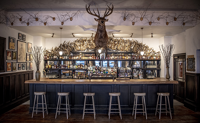 The Flying Stag pub