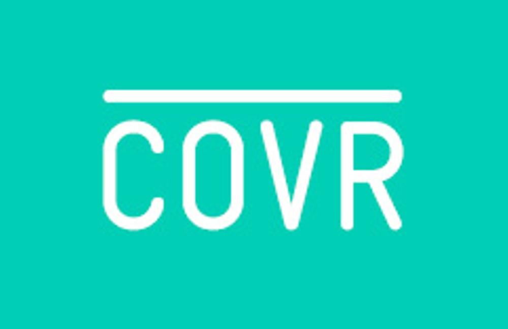COVR logo