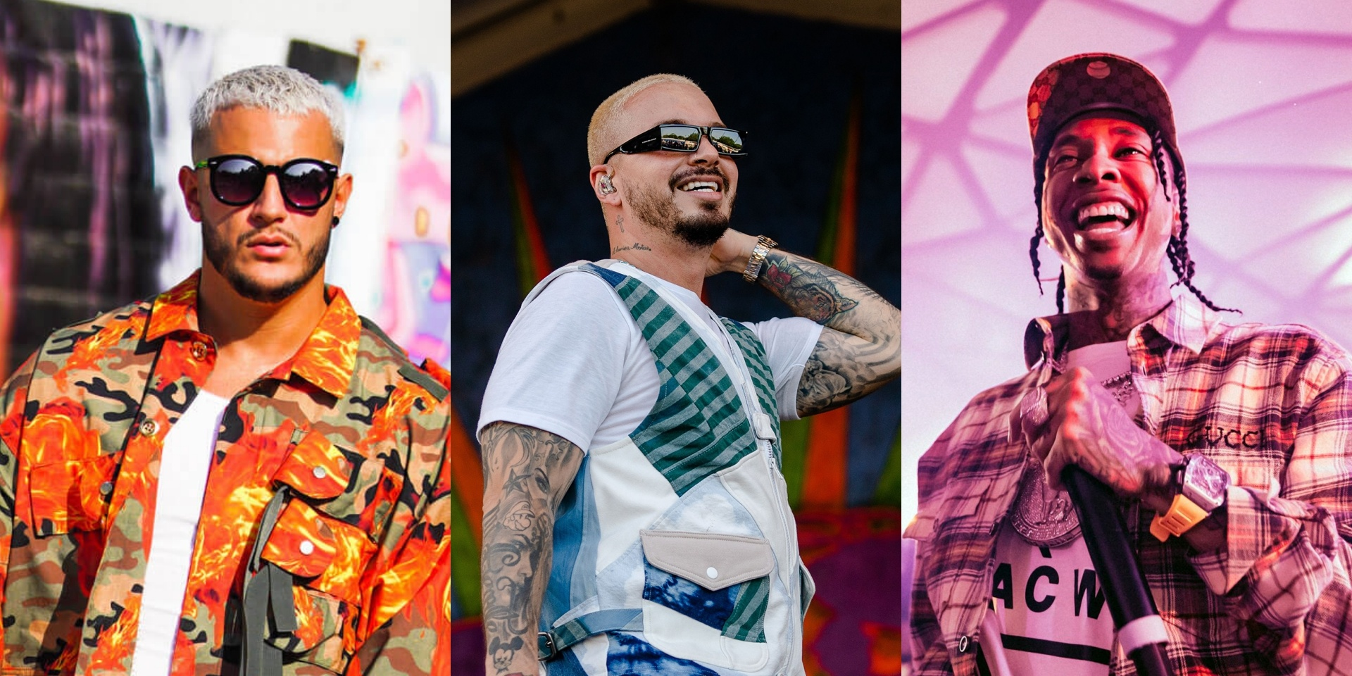 DJ Snake, J. Balvin, Tyga share surreal music video for 'Loco Contigo' – watch
