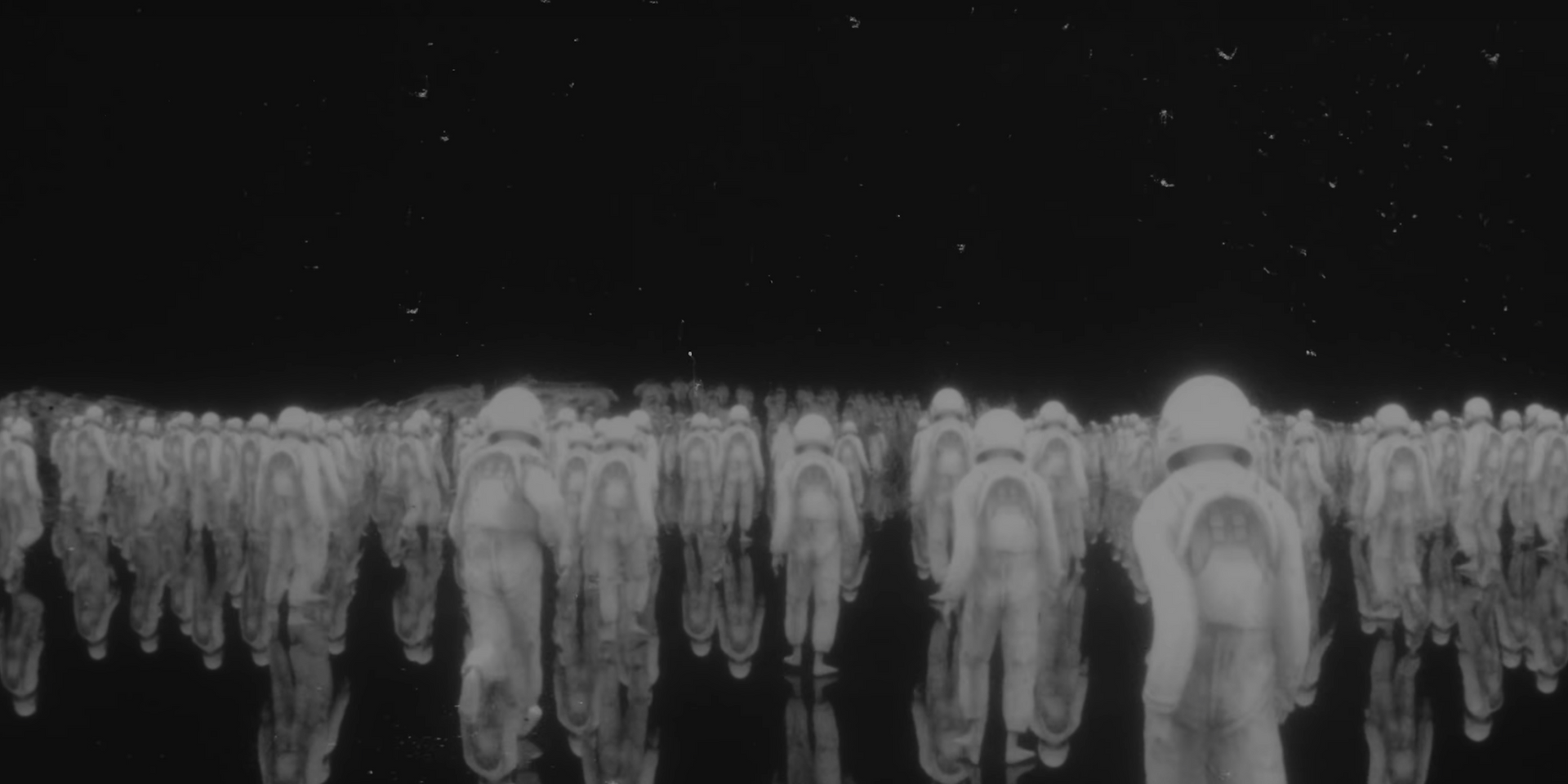 Thom Yorke releases incredible music video for 'Last I Heard (…He Was Circling The Drain)'