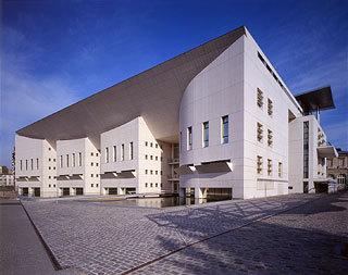 Conservatoire de Paris (CNSMDP), Paris