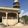 Mosque near the Tomb of Job, Salalah, Oman, 2016. Photo courtesy Murray Meltzer.